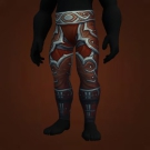 Mortbreath Legguards, Riverblade Legguards, Sunsoaked Legguards, Plainshawk Legguards, Mistwalker Hide Legguards, Mistwalker Leather Legguards, Hemet's Hide Legguards, Hemet's Leather Legguards Model