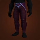 Leggings of the Astral Warden, Trousers of Cultivation Model