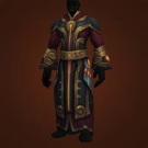 Robes of Riven Dreams, Shock Pulse Robes, Catia's Flowing Robes Model