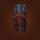 Leggings of Atrophy, Legwraps of the Defeated Dragon, Leggings of the Wanton Spellcaster Model