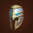 Vicious Gladiator's Scaled Helm Model