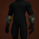 Bracers of Six Oxen, Battle Shadow Bracers, Elder Tortoiseshell Vambraces Model