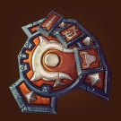 Hellscream's Shield Wall, Hellscream's Barrier Model