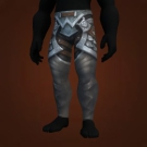 Wild Gladiator's Chain Leggings, Wild Gladiator's Leggings, Warmongering Gladiator's Chain Leggings, Warmongering Gladiator's Leggings Model