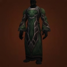 Embroidered Gown of Zul'Drak, Embroidered Gown of Zul'Drak, Vestments of the Scholar Model