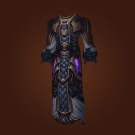 Crafted Dreadful Gladiator's Silk Robe Model