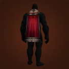 War Paint Cloak Model