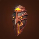 Ruthless Gladiator's Scaled Helm Model