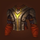 Terrorguard Chestplate, Chestplate of Fallen Passion, Gleaming Eye Spellplate Model