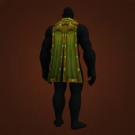 Nimblefinger Cloak, Sentinel Cloak, Huntsman's Cape Model