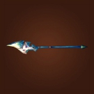 Decalcified Elven Spear Model