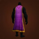 Spellbound Cloak, Darkmist Cape, Mystical Cape, Featherskin Cape, Ancient Spellcloak of the Highborne Model