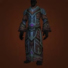 Vicious Gladiator's Mooncloth Robe, Vicious Gladiator's Satin Robe Model