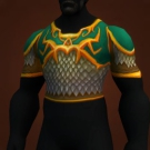 Tribal Hauberk Model