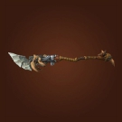 Thunderlord Hunting Spear, Incised Spear Model