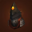 Wrathful Gladiator's Leather Helm Model