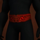 Bloodlust Belt Model