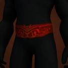 Bloodlust Belt Model