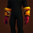 Flameguard Gauntlets Model