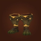 Asani's Uncleansed Sandals Model
