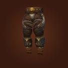 Stonebound Legplates, Stormforged Legguards Model