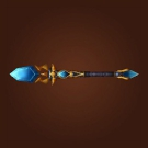 Blue Diamond Witchwand, Wand of Prismatic Focus Model