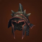 Invidious Casque, Helm of the Mendicant, Redsteel Helm Model