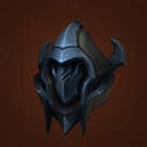 Wild Gladiator's Headcover, Wild Gladiator's Leather Helm, Warmongering Gladiator's Headcover, Warmongering Gladiator's Leather Helm Model