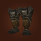 Frostpaw Greaves, Pathfinding Treads, Rockshaper Stompers, Necropolis Sabatons Model