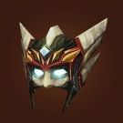 Heroes' Redemption Headpiece, Heroes' Redemption Helm, Heroes' Redemption Faceguard Model