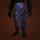 Valorous Frostfire Leggings Model