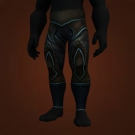 Wild Gladiator's Leather Legguards, Warmongering Gladiator's Leather Legguards Model
