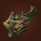 Crafted Malevolent Gladiator's Ironskin Spaulders, Crafted Malevolent Gladiator's Copperskin Spaulders Model