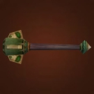 Bronze Mace, Crested Scepter Model
