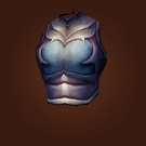 Ornate Mithril Breastplate Model