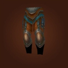 Replica General's Dragonhide Leggings Model