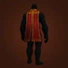 Cape of the Fire Salamander, Wildfire Windcloak Model