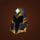 Furious Gladiator's Scaled Helm, Furious Gladiator's Ornamented Headcover Model