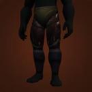 Vengeful Gladiator's Chain Leggings Model