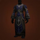 Layered Frost Robes Model