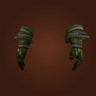 Slimy Scaled Gauntlets Model