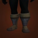 Gor'Tesh's Boots, Lava Boots Model
