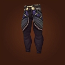 Ironburner Leggings, Felcast Trousers, Cave Smasher Leggings, Embroidered Gorian Pantaloons Model