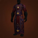 Shadowblaze Robes Model