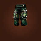 Crypt Stalker Leggings, Serpentskin Leggings, Indomitable Leggings Model