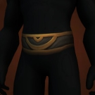 Inquisitor's Girdle Model