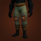 Journeyman's Pants, Vandril's Hand Me Down Pants Model