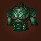 Crafted Dreadful Gladiator's Dreadplate Chestpiece Model