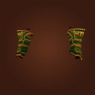 Green Iron Gauntlets, Harmonious Gauntlets, Handguards of Precision, Verdant Handwraps Model