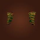 Green Iron Gauntlets, Harmonious Gauntlets, Handguards of Precision, Verdant Handwraps Model